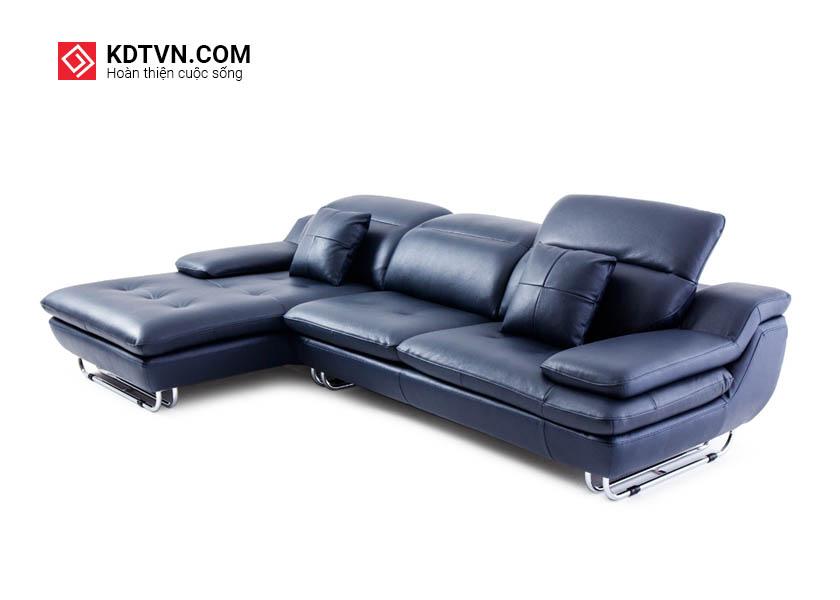 Ghế sofa da phòng khách giá rẻ