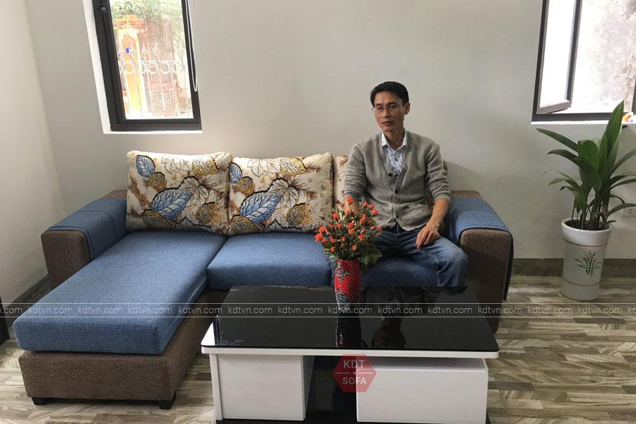 Ảnh giao khách tại chung cư Hà nội