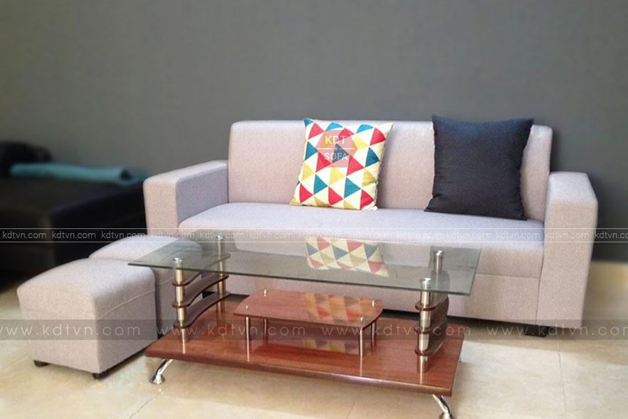 Sofa văng giá rẻ Hà Nội KDT Sofa