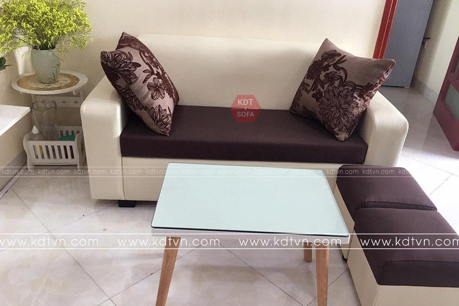 Sofa văng văn phòng nhỏ giá rẻ Hà Nội
