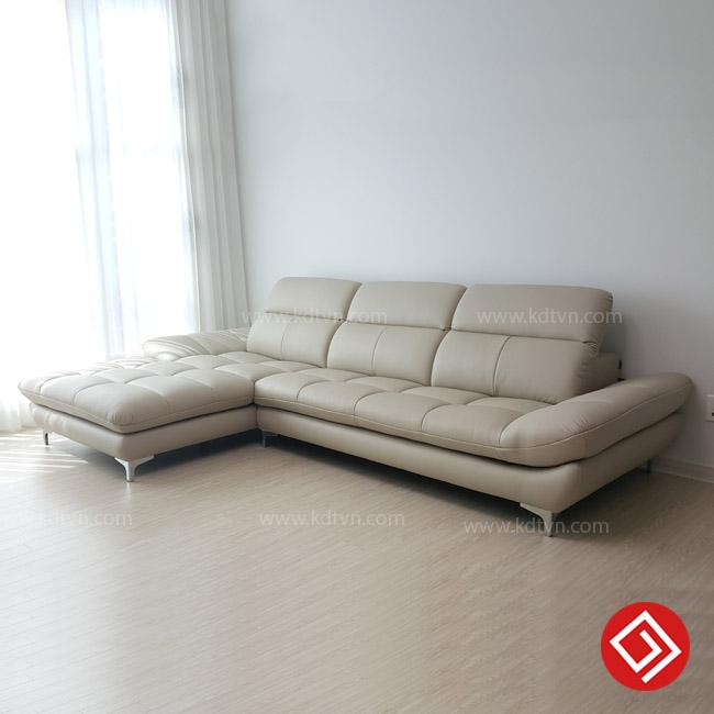 Sofa da cao cấp giá rẻ KD199
