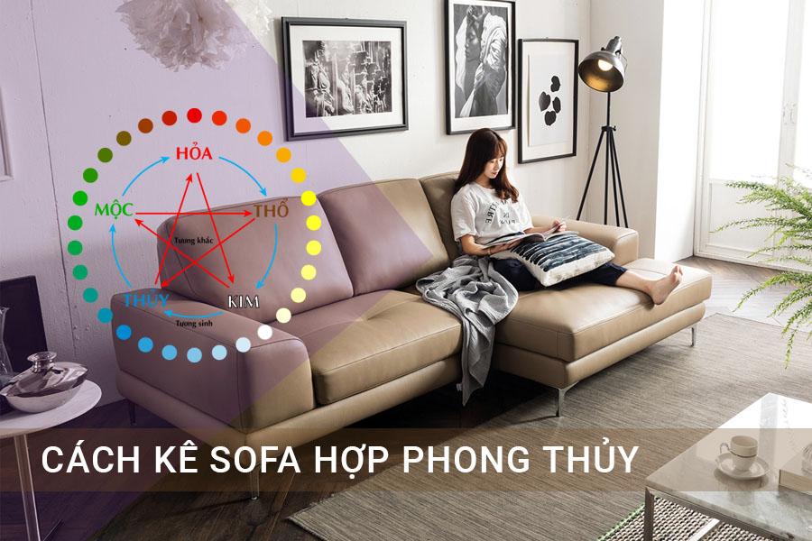 ke sofa sao cho hop phong thuy