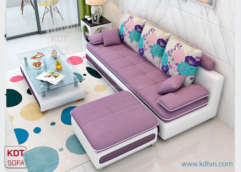 sofa phong khach nho gia re KD025
