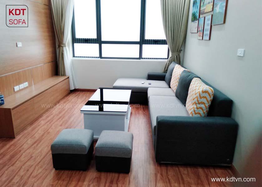 Mẫu sofa giá rẻ Hà Đông