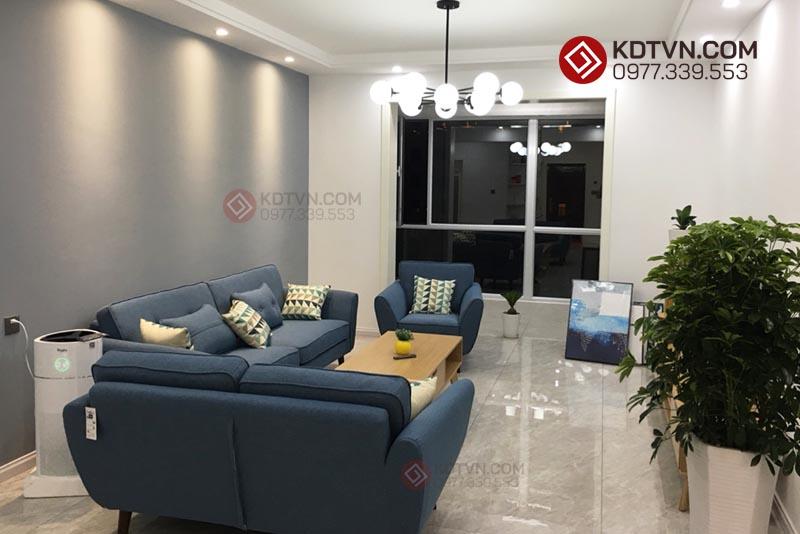 Sofa bàn giao tại Hà Đông _ Hà Nội