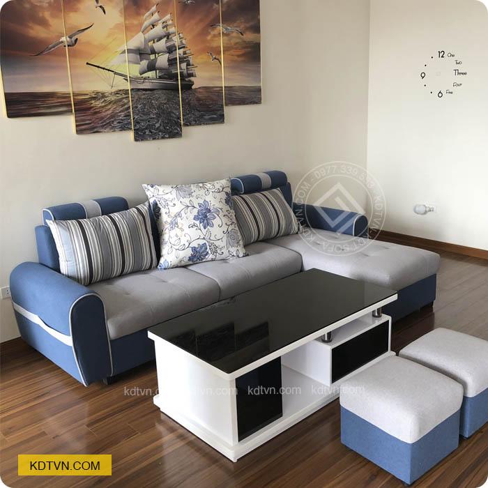 Sofa nỉ đẹp Kiến AN Hải Phòng