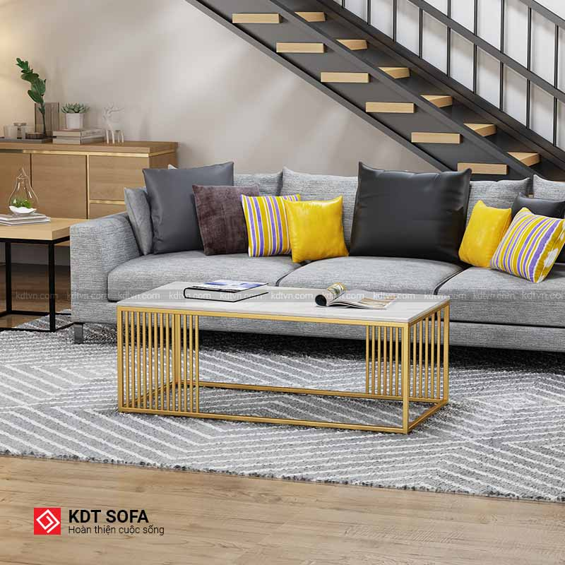 Bàn Sofa hình chữ nhật đẹp giá rẻ