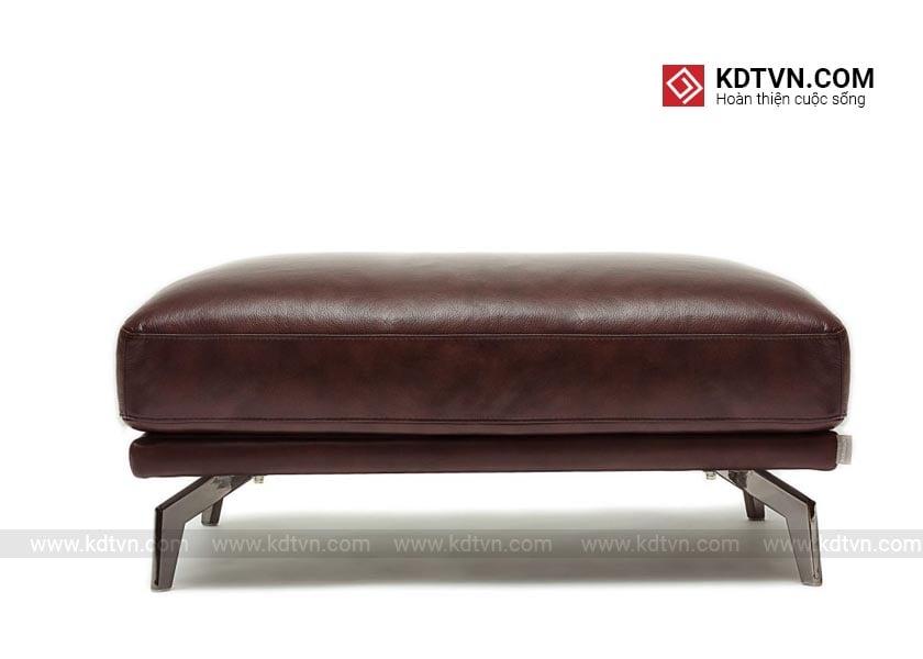 Sofa Da màu da bò