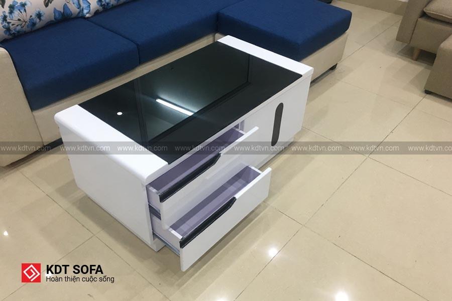 bàn sofa 2 ngăn kéo