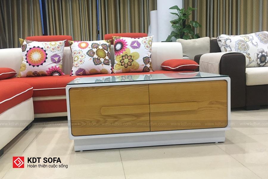 bàn sofa gỗ công nghiệp