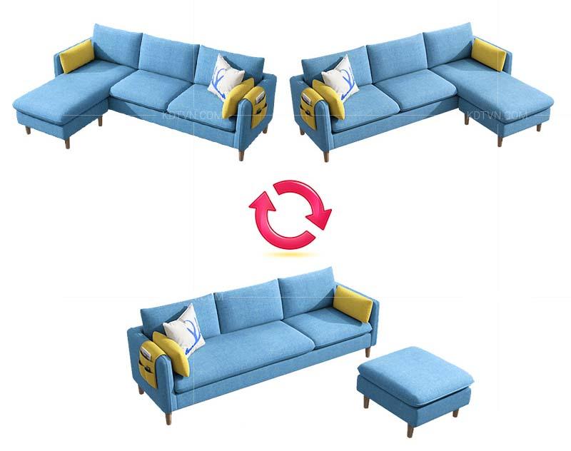 Sofa thông minh cho căn hộ chung cư