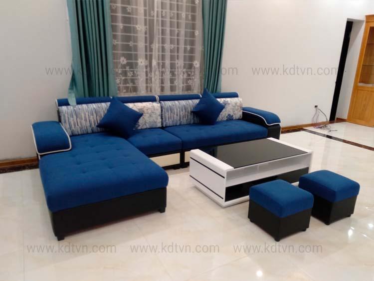 Bàn giao sofa KD029