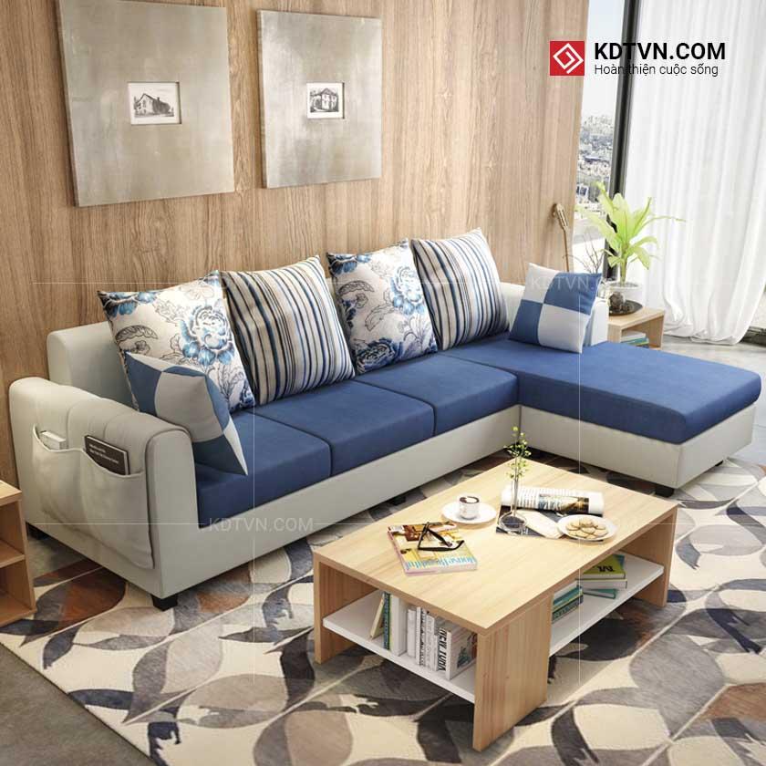 Sofa phòng khách rộng hiện đại