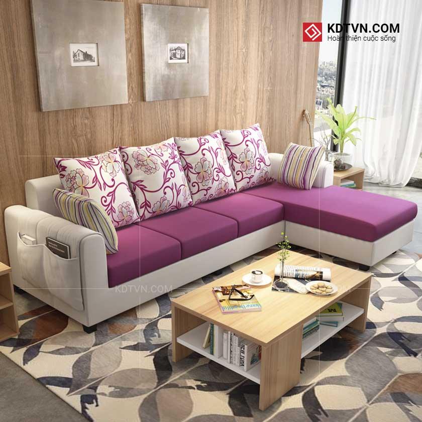 Mẫu ghế sofa cho nhà rộng