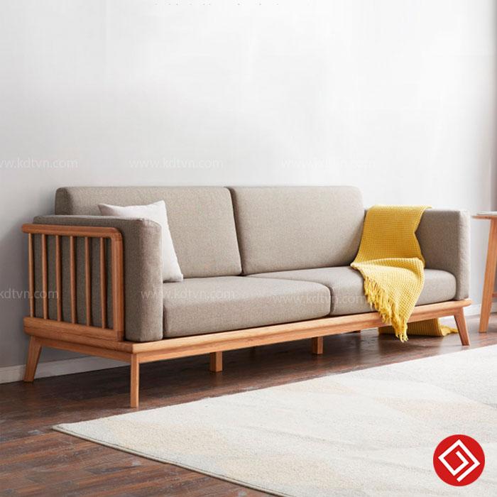 Sofa gỗ hiện đại giá rẻ KD506