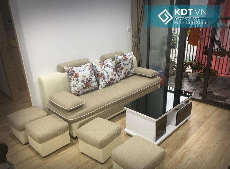 Sofa chung cư nhỏ