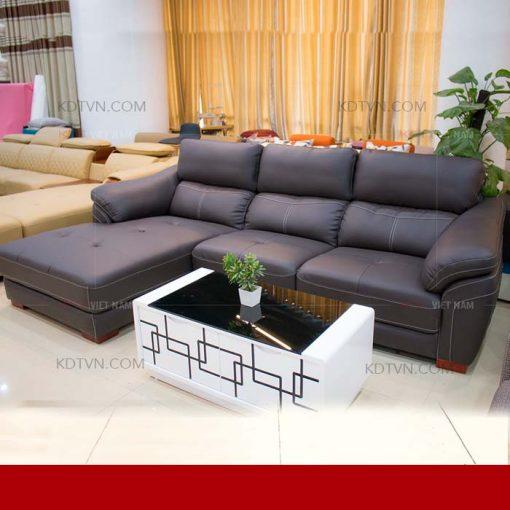 Sofa da cao cấp KD225