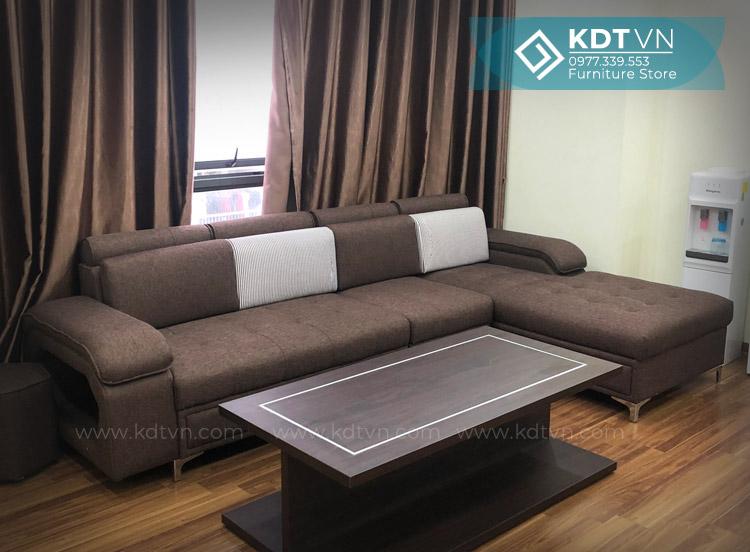 Sofa góc chung cư