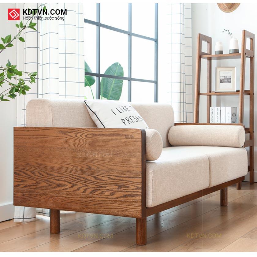 Bộ ghế sofa gỗ hiện đại giá rẻ