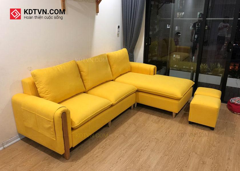 Ghe sofa chung cu Ecopark