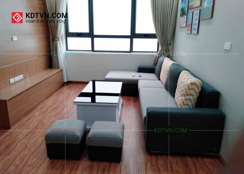 sofa chung cu Bao cong an