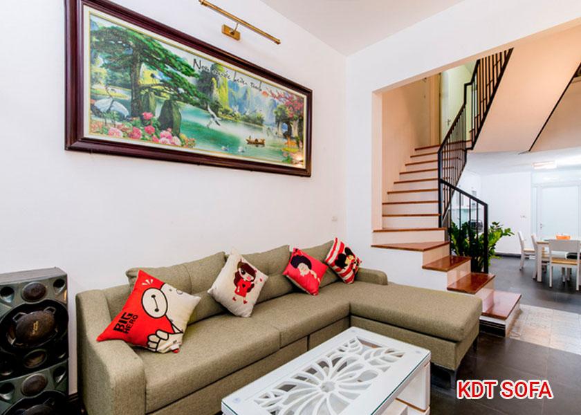 Ghế sofa cho nhà dưới 30m2