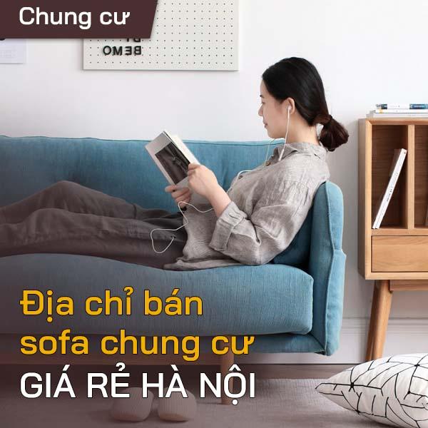 ịa chỉ bán sofa chung cư giá rẻ Hà Nội 1
