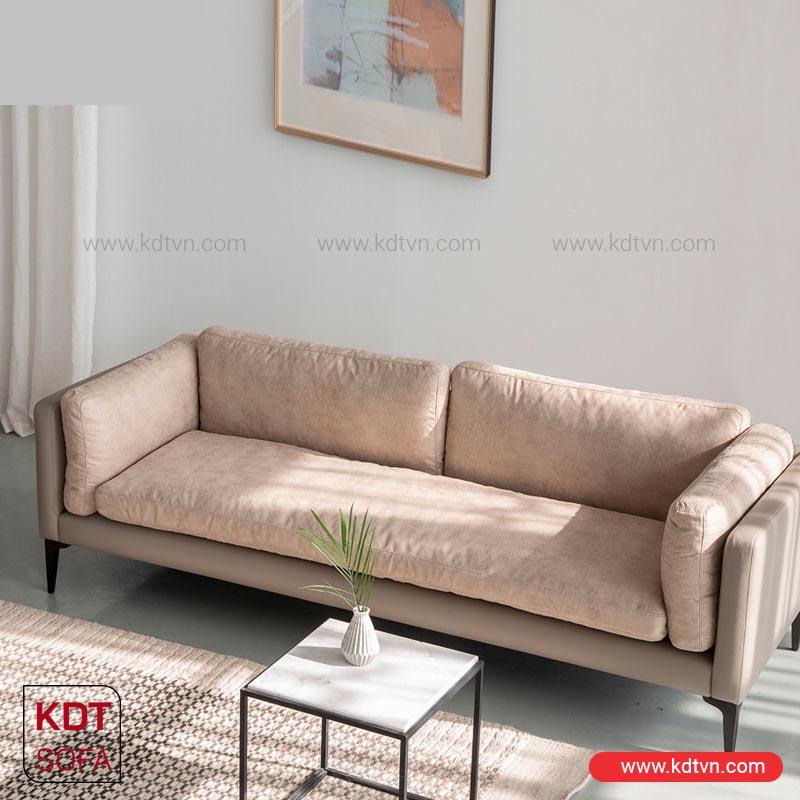 Bộ sofa phòng khách nhỏ gọn