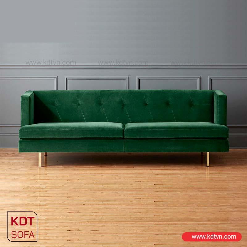 Nội thất phòng khách nhỏ với sofa