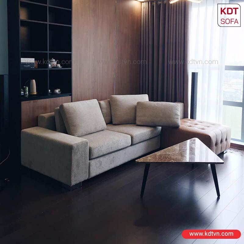 Phòng khách nhỏ hiện đại