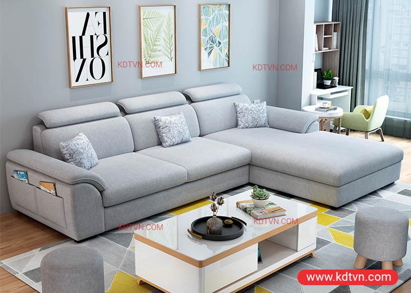 Sofa phòng khách nhỏ đẹp KDB181B