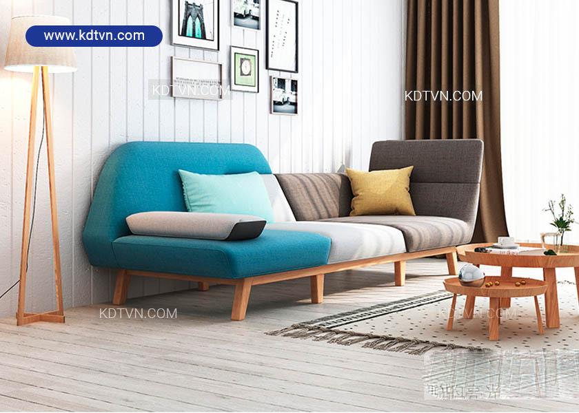 Sofa văng phòng khách giá rẻ