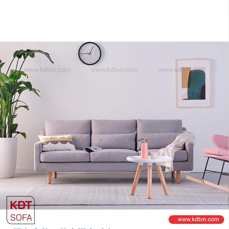 Bộ bàn ghế sofa cho phòng khách nhỏ
