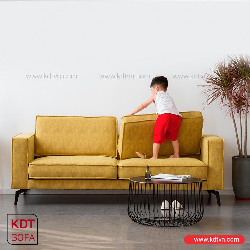 mẫu sofa cho phòng khách nhỏ