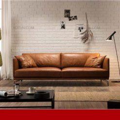 Sofa màu da bò giá rẻ