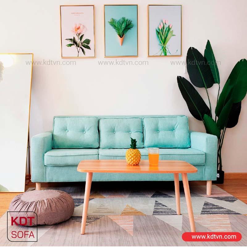 sofa mini cho phòng khách nhỏ