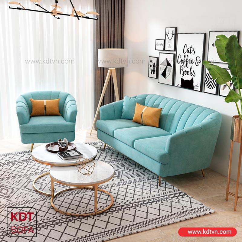 sofa nhỏ gọn cho phòng khách