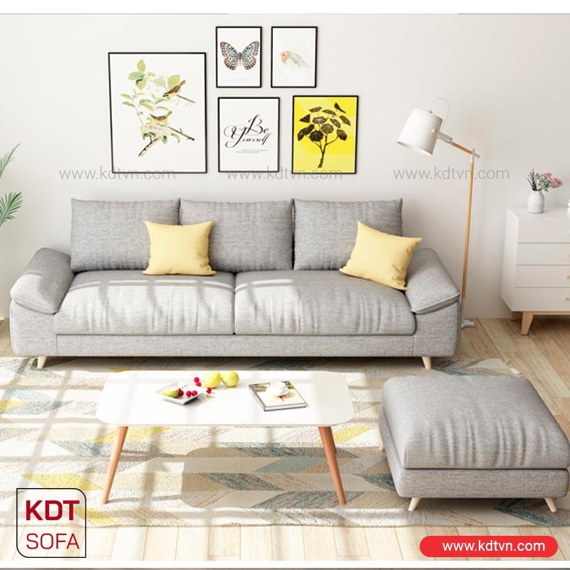 sofa phòng khách nhỏ Hà Nội