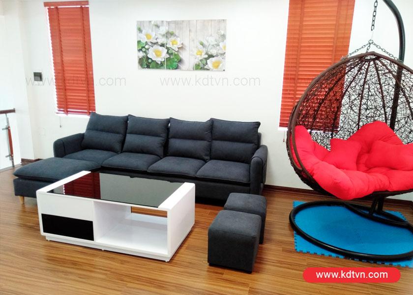 Sofa phòng khách rộng đẹp giá rẻ