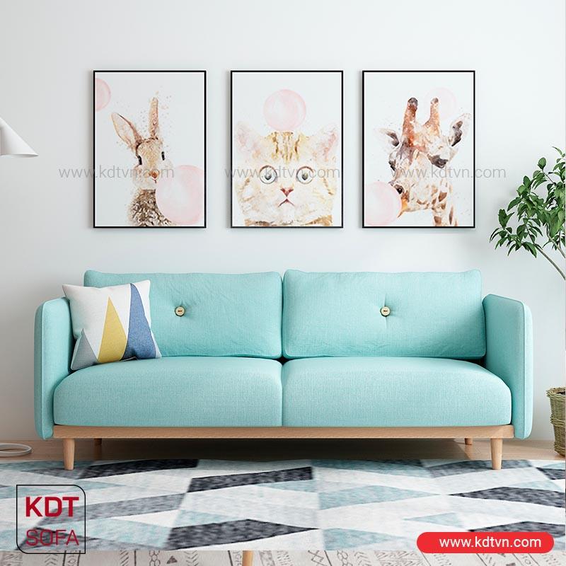 sofa văng nhỏ chung cư