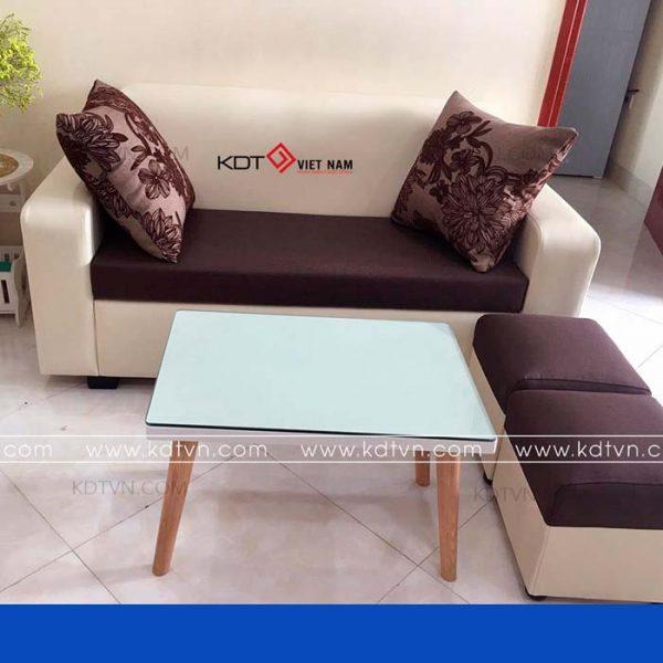 sofa vang gia re KD001