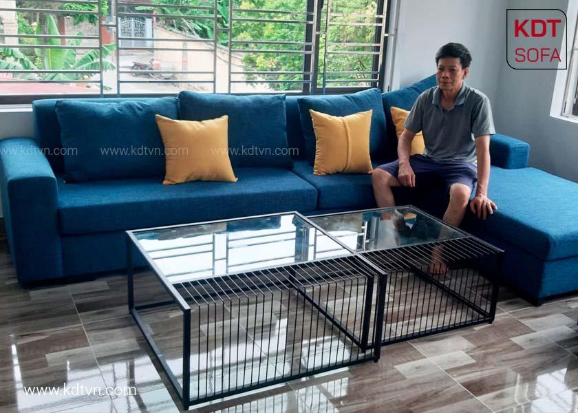 Sofa cho nhà ống nhà cấp 4