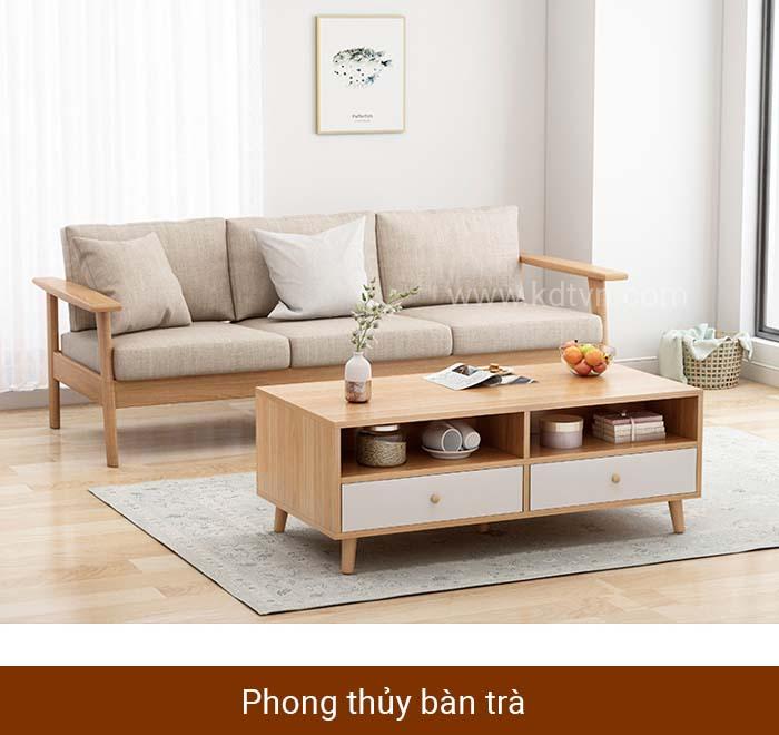 Phong thủy bàn trà