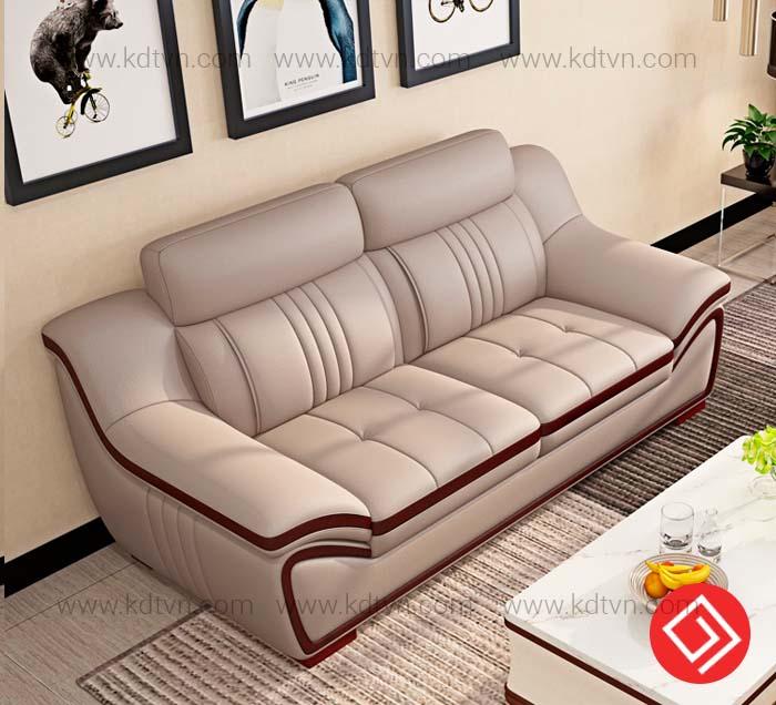 Sofa da 2 chỗ ngồi KD226