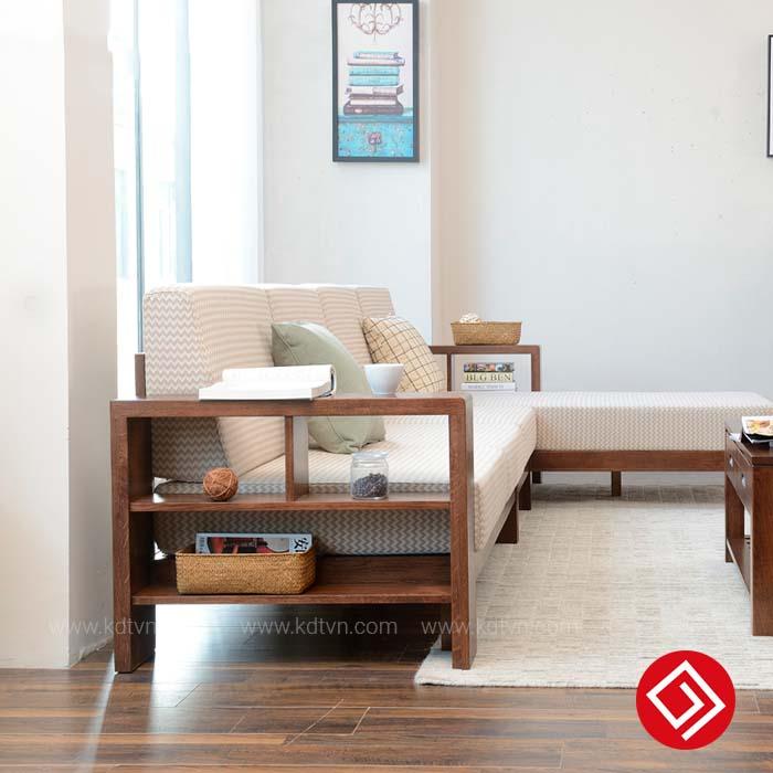 Tay ghế sofa gỗ KD510