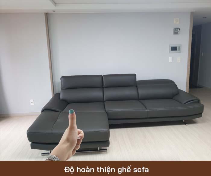 Sofa da đẹp KDTVN