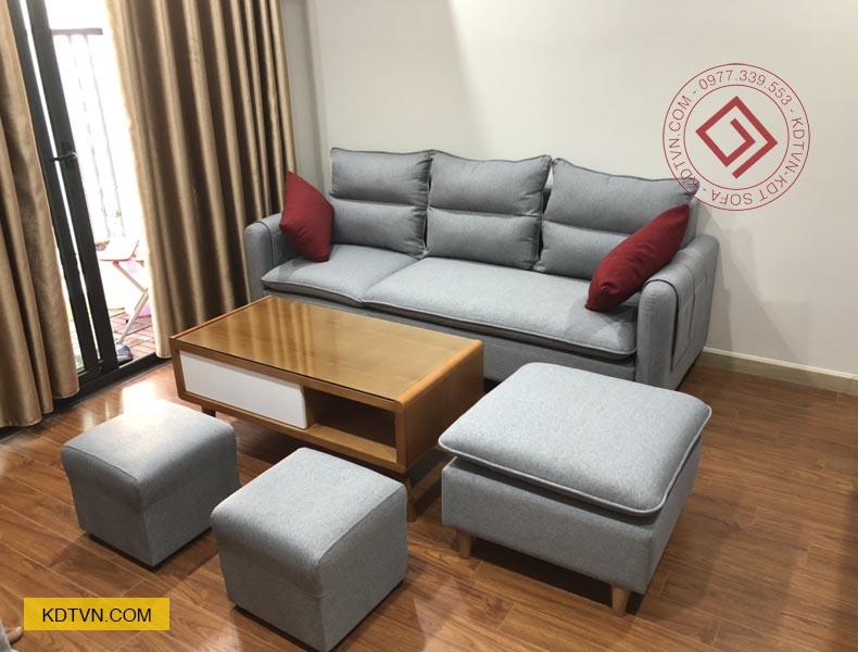 Sofa phòng khách nhỏ xinh