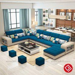 Sofa phòng khách rộng KD030