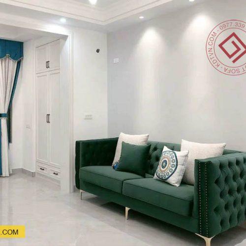 Tuyển chọn 25 mẫu sofa phòng khách đẹp giá rẻ 2020