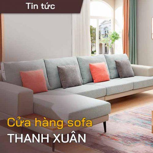 Giật mình trước địa chỉ bán sofa giá rẻ đẹp quận Thanh Xuân